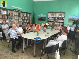 Центральная библиотека им. С. И. Шуртакова к 240-летнему юбилею Сергача